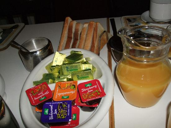 The Ivy House Hotel : 朝食その2