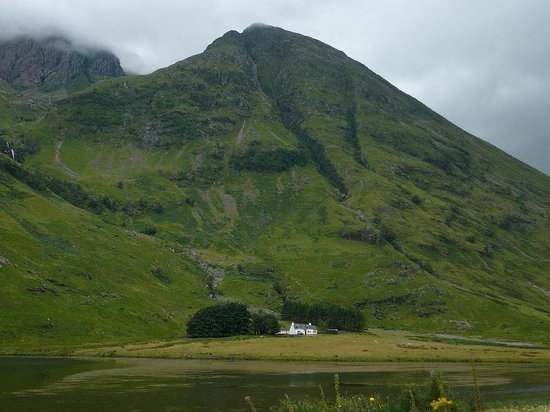 Skottland, UK: Travelling through Glencoe