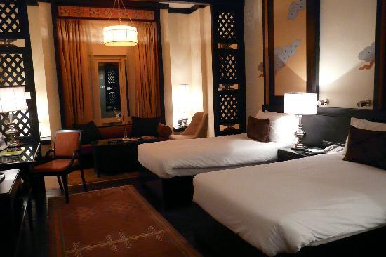 โรงแรมทาจทาชิ: standard room