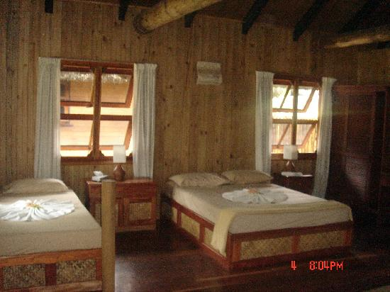 Uprising Beach Resort: our room