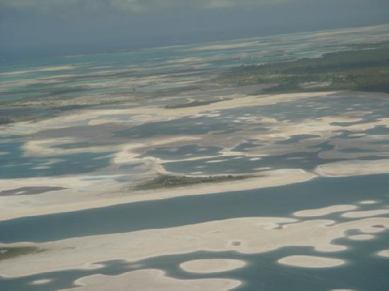 Kiritimati, Republik Kiribati: lagoon