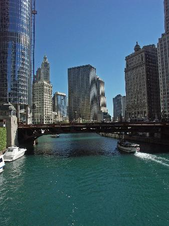 Homewood Suites by Hilton Chicago-Downtown: A River Trip