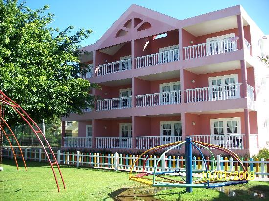 Puerto Plata Village Resort: Hôtel en bloc