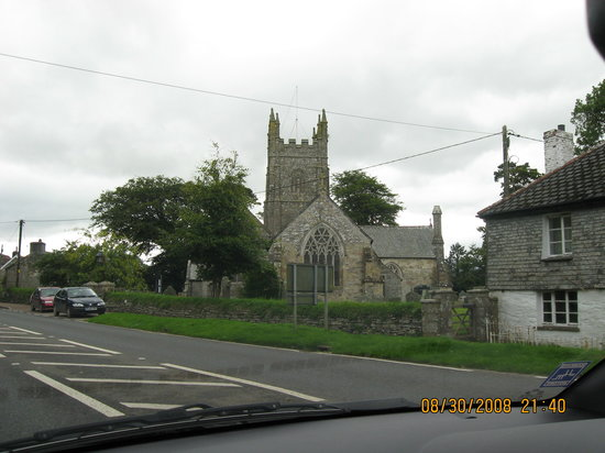 I took quite a few pictures in the area. Think this is of the entry into Liskeard.