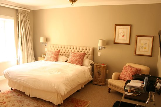 Cape Heritage Hotel: Room 115