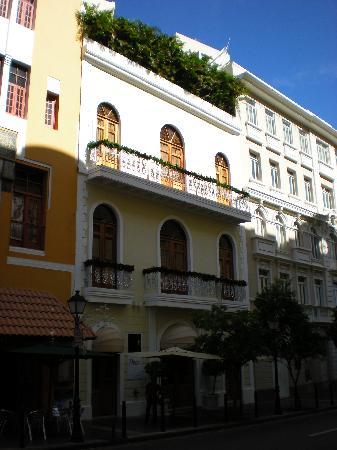 The Cervantes Hotel San Juan Puerto Rico