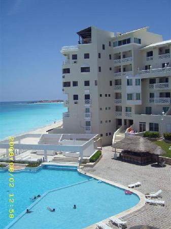 Apartamentos Cancun Plaza: parte del hotel