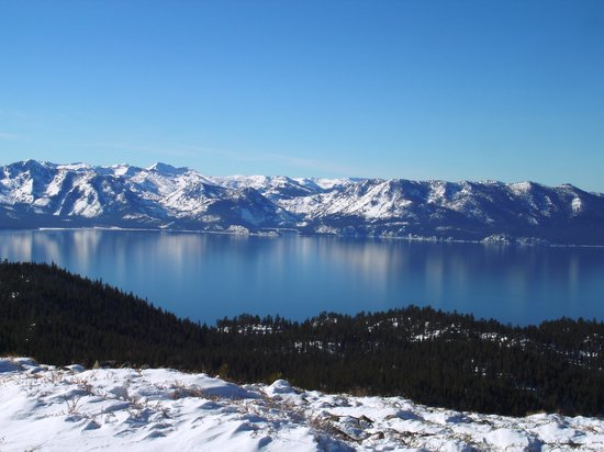 Lago Tahoe, NV: Lake Tahoe - Absolutely Breathtaking