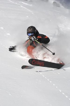 Sun Peaks Lodge: Top Skigebiet