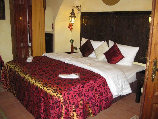 Hotel Villa Oriental: Der großzügige Wohnraum