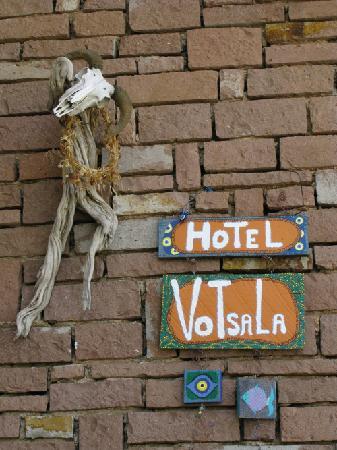 Hotel Votsala: Reception