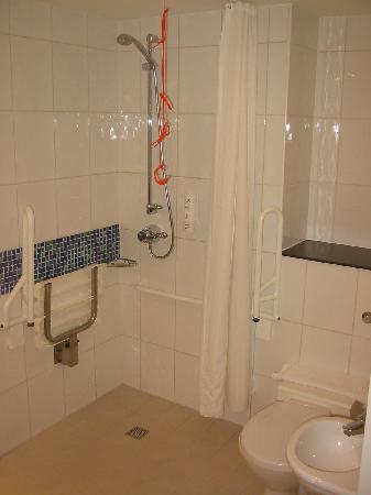 Holiday Inn Express Hemel Hempstead: bathroom...dont touch