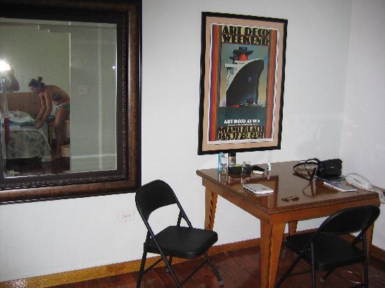 Sherbrooke Hotel: La chambre
