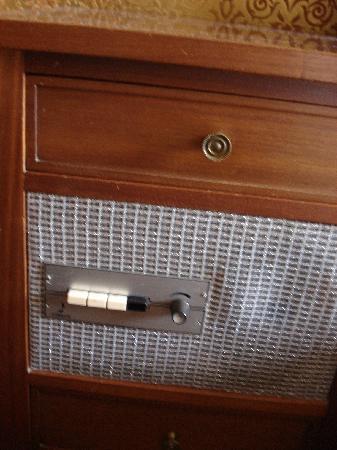 Albergaria Miradouro: cool radio