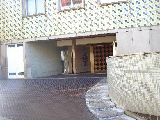 Albergaria Miradouro: entrance