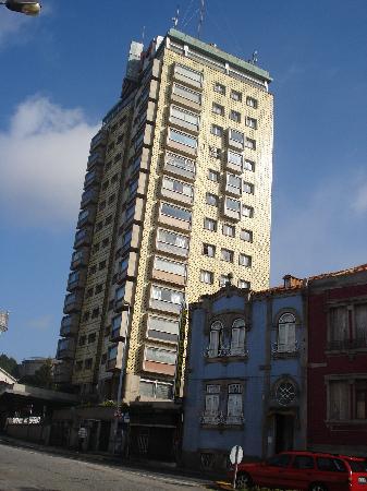 Albergaria Miradouro: hotel