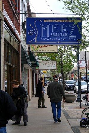 梅兹·阿波瑟卡利商店