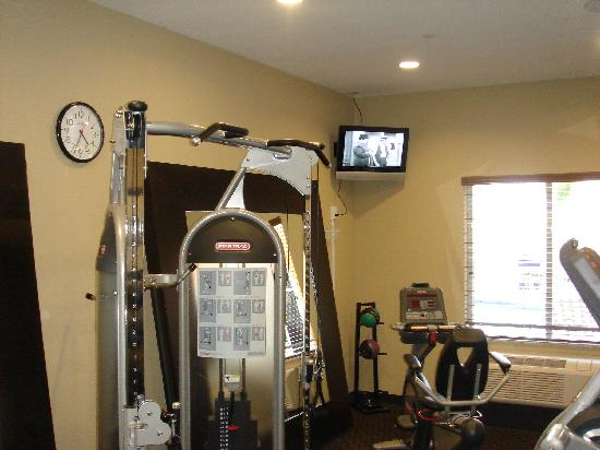 Hilton Garden Inn Lakeland : more equipment