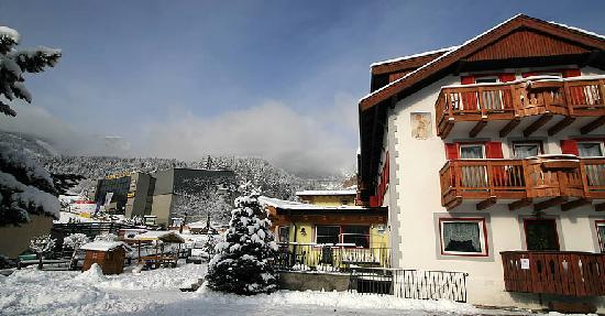 Hotel Vigo: Inverno