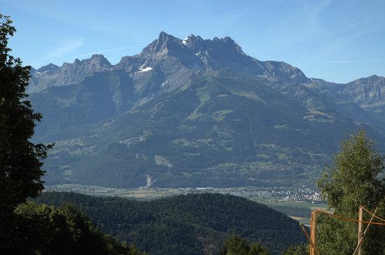 Leysin, سويسرا: Dent du Midi