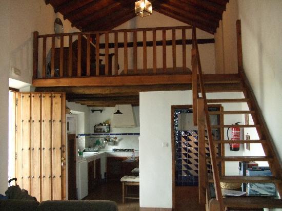 Cortijo del Pino: casa del tinao