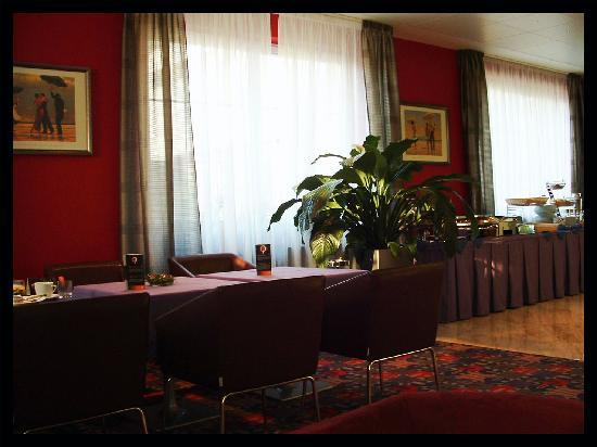 Silenzio Hotel: restaurant