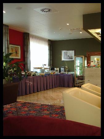 Silenzio Hotel: buffet