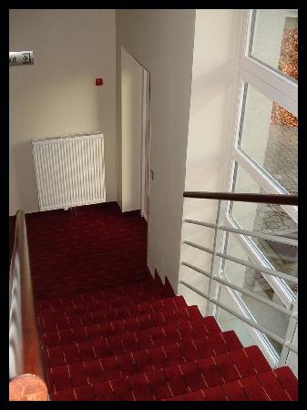 Silenzio Hotel: couloir