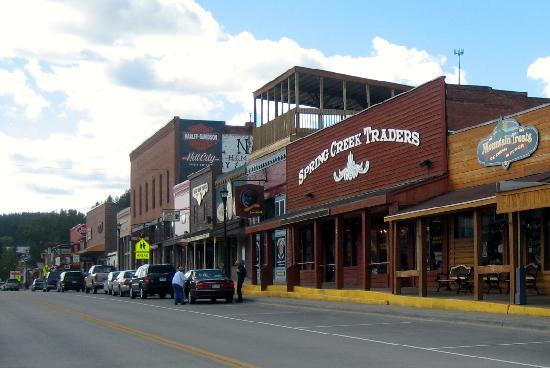 Black Hills Sd Restaurants