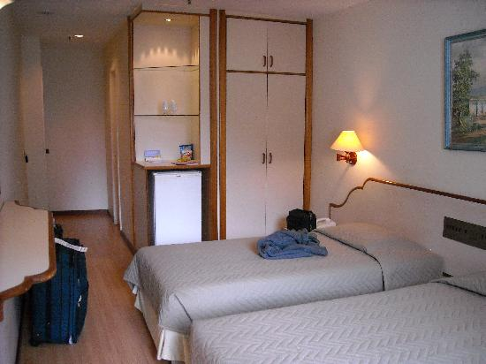 Augusto's Copacabana Hotel: Room 705