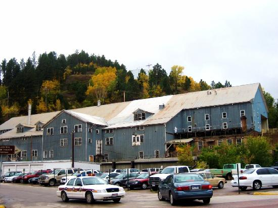 Deadwood, SD: Gold Refinery