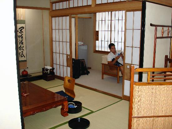 Ryokan Ginkaku : our room