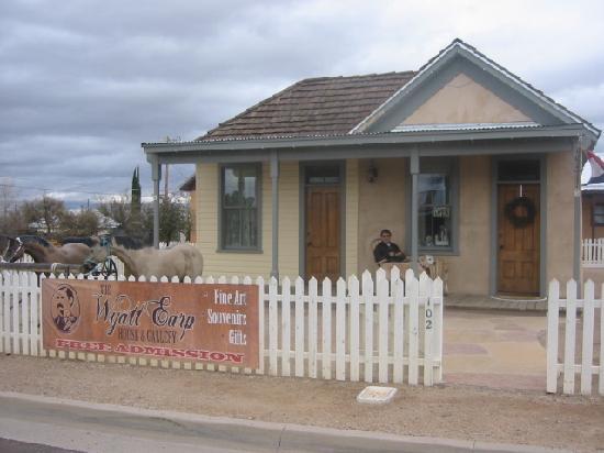The Wyatt Earp House