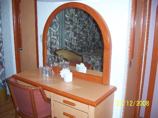 Hotel Diligencias: Desk