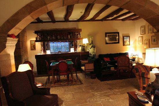 Hospedaria do Convento: reception / bar