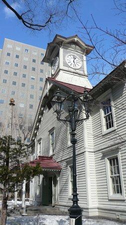 Clock Tower (Tokei-dai): 正面