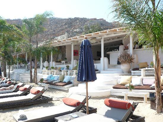 Nammos Restaurant by the Sea - Mykonos Exclusive