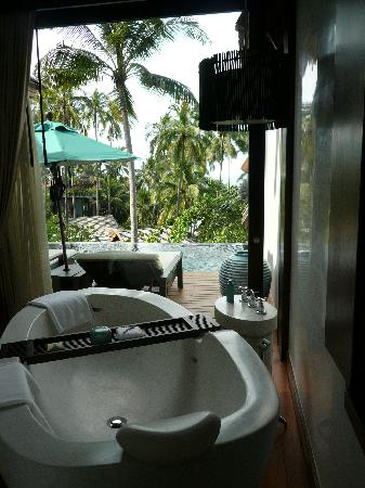 Four Seasons Resort Koh Samui Thailand : room 802