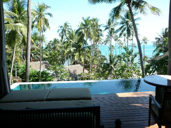 Four Seasons Resort Koh Samui Thailand: room 802