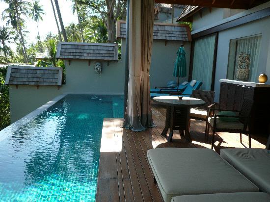Four Seasons Resort Koh Samui Thailand : room 802