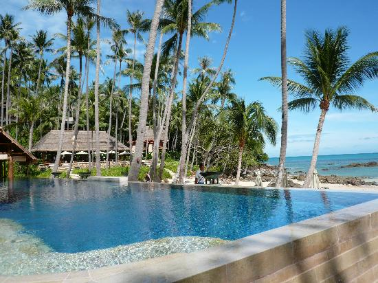 Four Seasons Resort Koh Samui Thailand: hotel pool