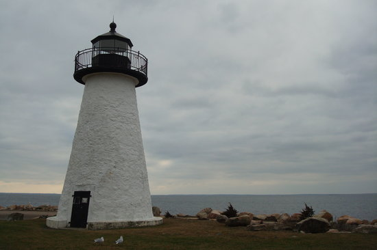 Mattapoisett, MA: Ned's Point Light