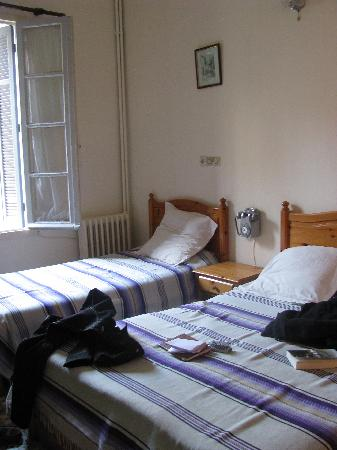 Hotel Splendid : Room facing the street