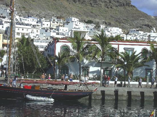Puerto mogan picture of bahia blanca puerto rico tripadvisor - Bahia blanca puerto rico ...