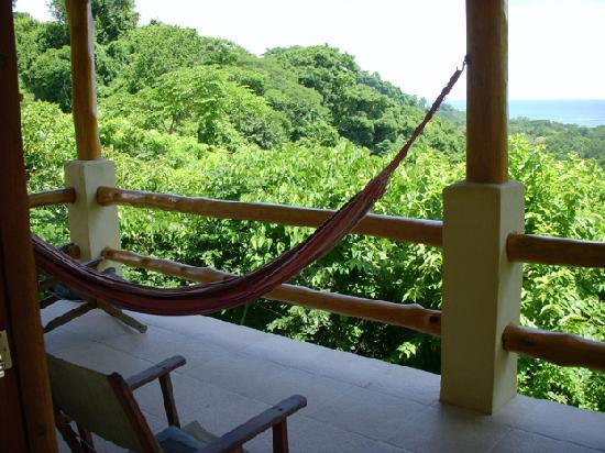 Casa Chameleon Hotel: balcony