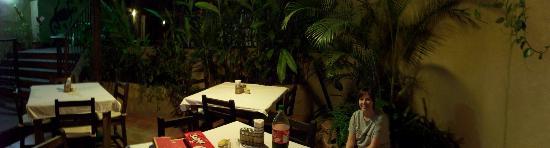 Hotel Posada Nena: patio