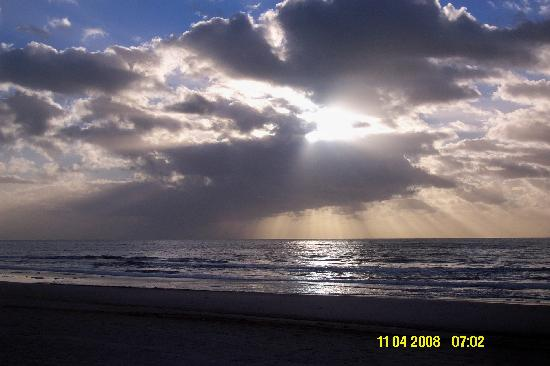 Canelones, Uruguay: Salinas, UR - Sunset on the beach