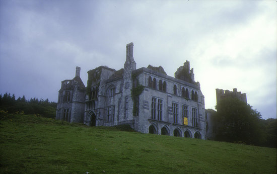 Castletownbere, Ireland: Puxley Mansion