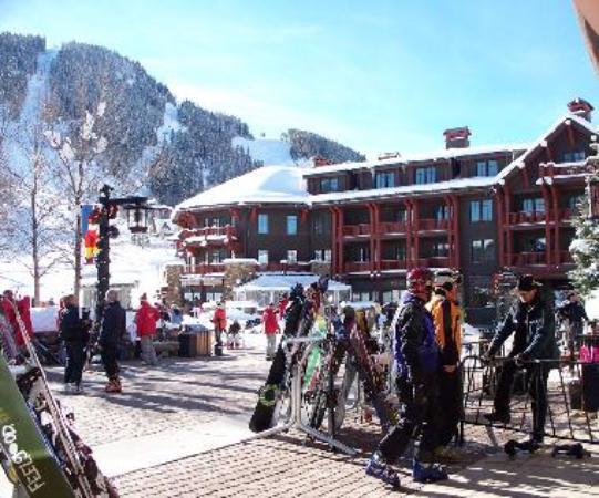 Aspen Highlands Base Village