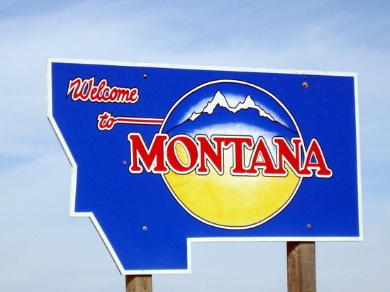 Монтана: Montana Welcome